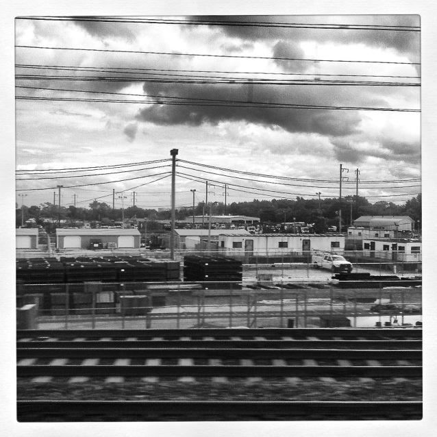 nj transit train yards