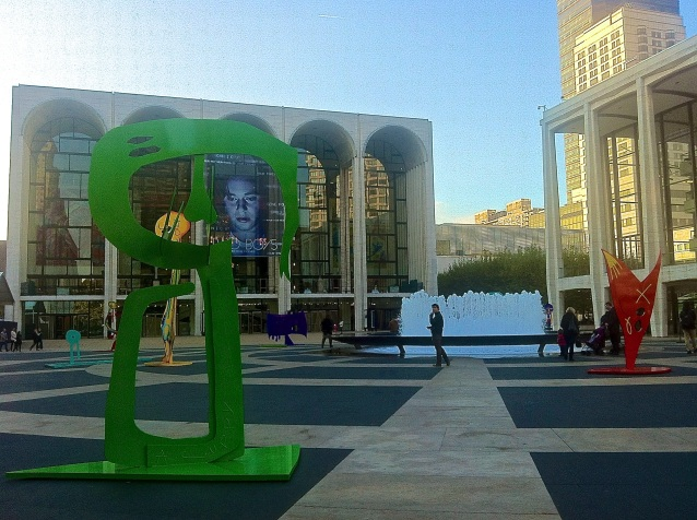 Day 28:3 Lincoln center