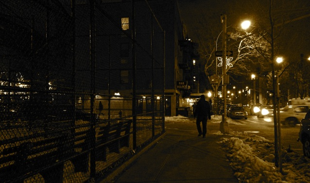 Day 39:3 Walking to Sullivan Street