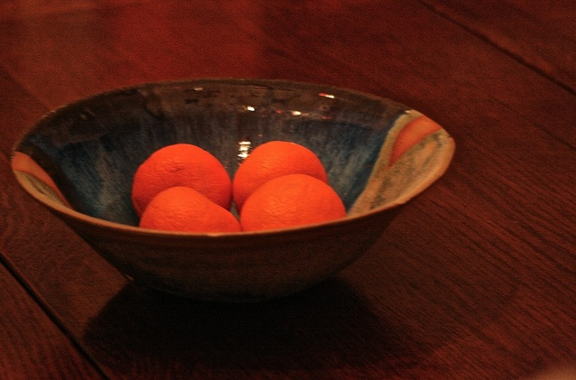 Day 56:3 clementines