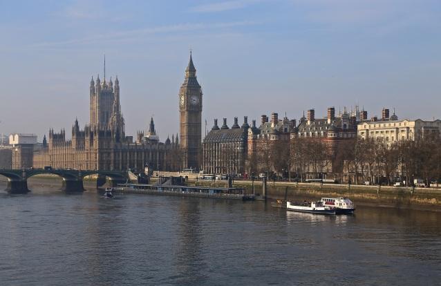 Day 86:3 Good bye London