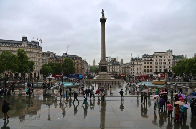 Day 144:3 Trafalgar Square