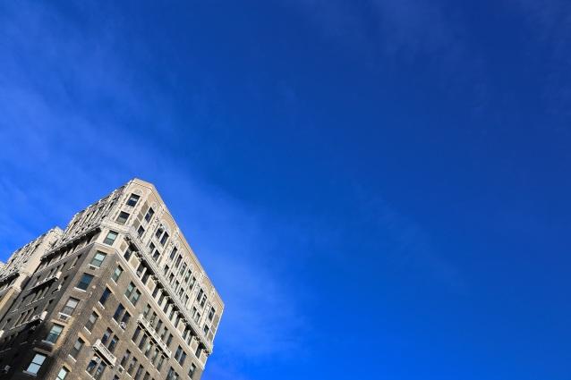 Day 28:4 blue sky